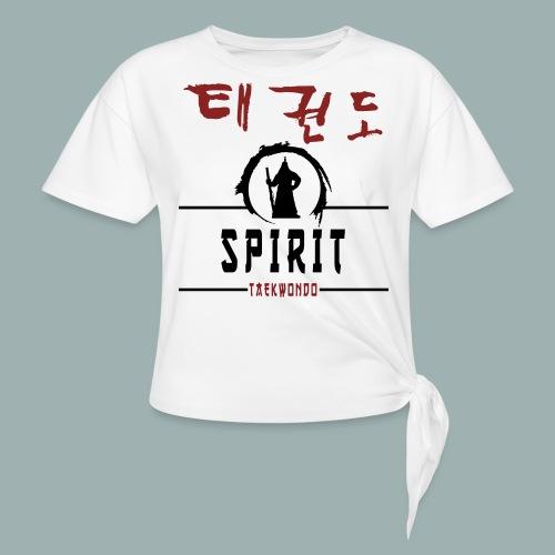 Spirit Enfant - T-shirt à nœud