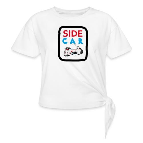 SIDE car racing - T-shirt à nœud