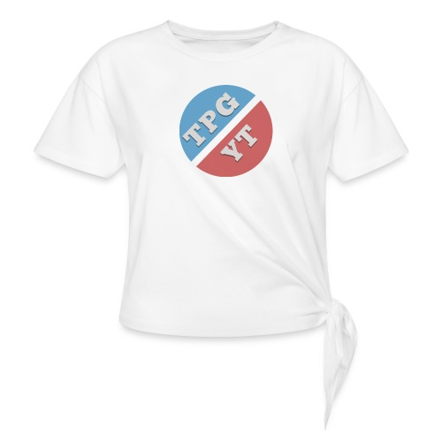 The Official TPG Cap - Knotted T-Shirt
