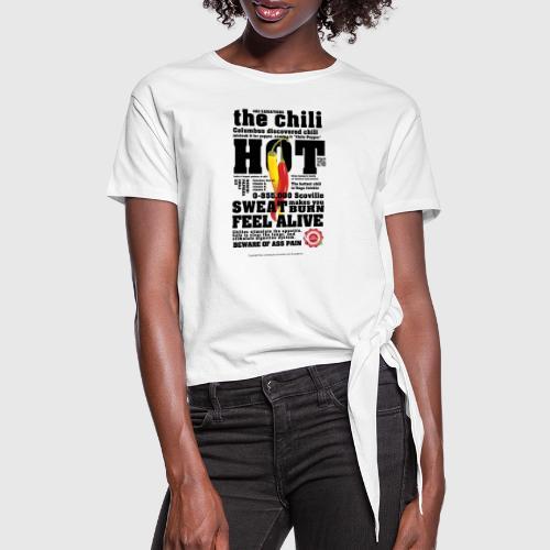 chili - Knot-shirt