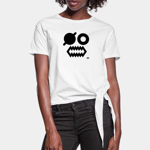 A-054 Smiley Pirat - Knotenshirt