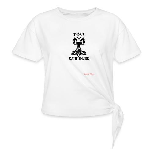 THOR's-RAMMjolnir - T-shirt à nœud