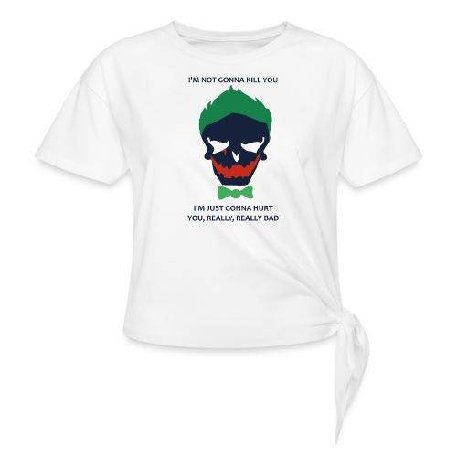Joker - T-shirt à nœud Femme