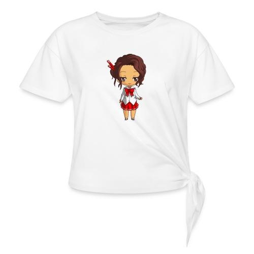 Chibi Amelia by Calyss - T-shirt à nœud