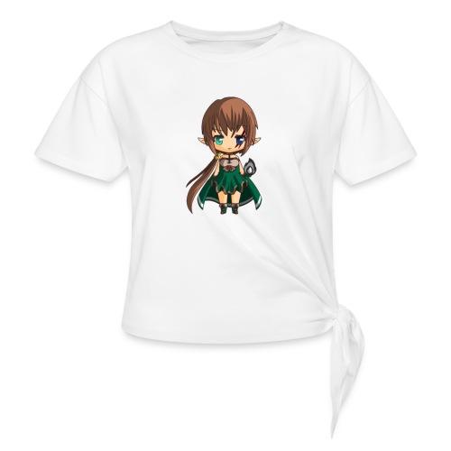 Chibi Gabrielle JDR by Calyss - T-shirt à nœud