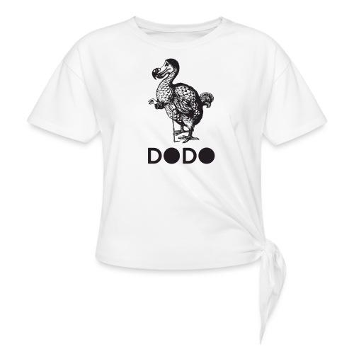 DODO TEES ALICE IN WONDERLAND - Maglietta annodata