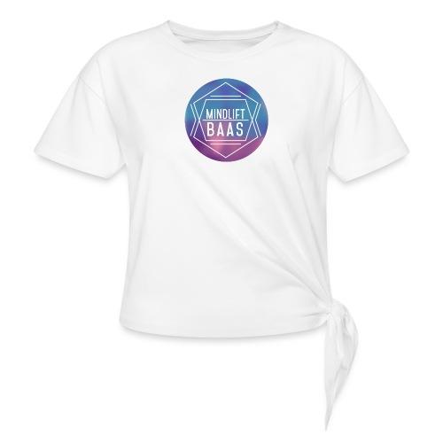 MindLift BAAS - Vrouwen Geknoopt shirt