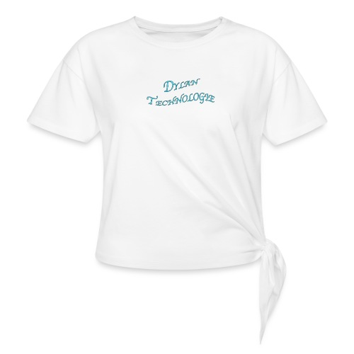 Dylan Technologie - T-shirt à nœud