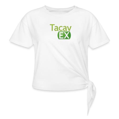 Tacavex Box - Camiseta con nudo