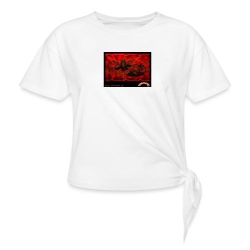 destiny - T-shirt à nœud