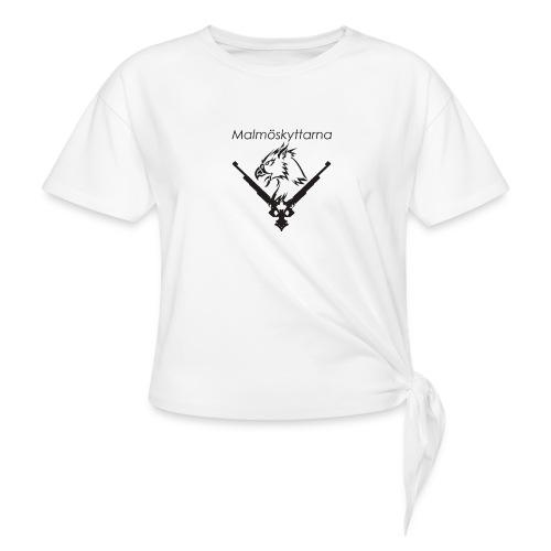 Malmöskyttarna - T-shirt med knut