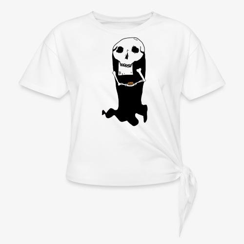 Peace-treaty - T-shirt med knut