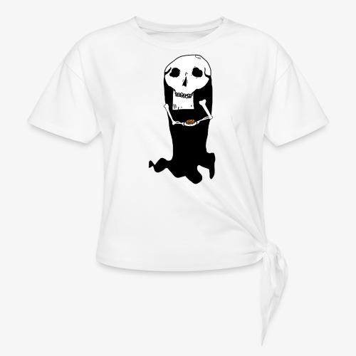 Peace-treaty - T-shirt med knut dam