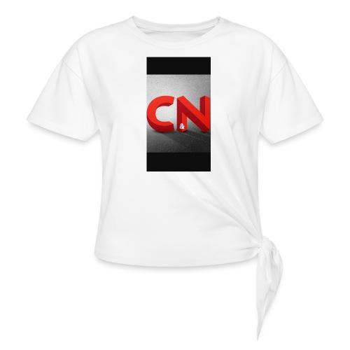 C&N freerun - T-shirt à nœud