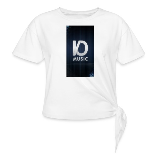 iphone6plus iomusic jpg - Knotted T-Shirt