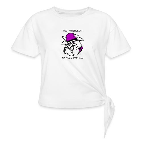 T-shirt D12M - Geknoopt shirt