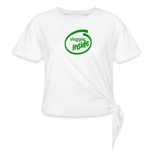 veggie-inside - Knotenshirt