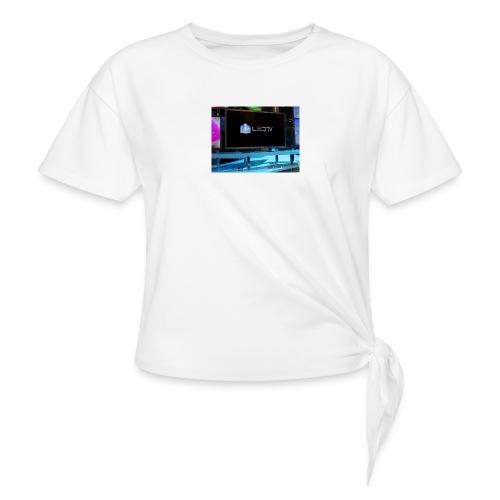 technics q c 640 480 9 - Knotted T-Shirt