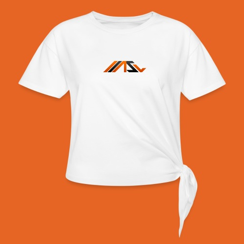 ASV New Look - Frauen Knotenshirt