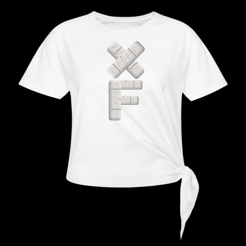 XF Xanax Logo - Knotenshirt
