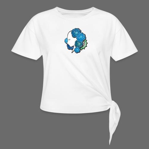 Rosa - T-shirt à nœud