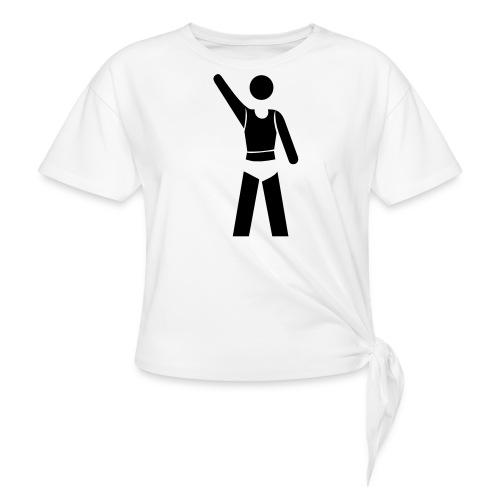 icon - Frauen Knotenshirt