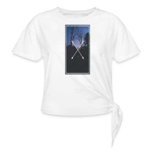 Bosque Flexhas - Camiseta con nudo mujer