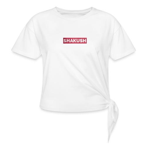 Shakush - Women's Knotted T-Shirt