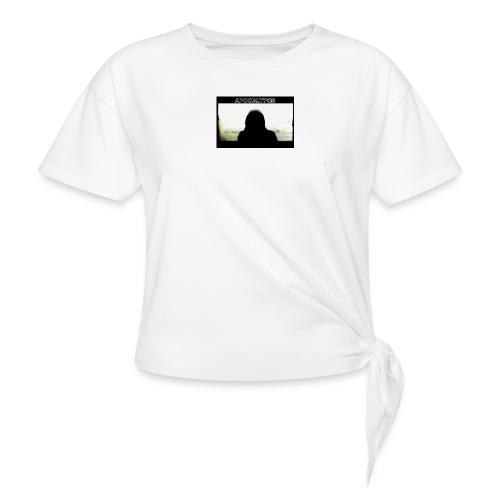 97977814589213859 - T-shirt à nœud