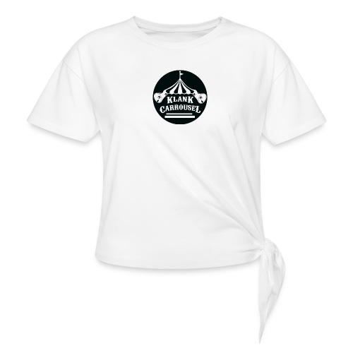 klankcarrousel1 - Geknoopt shirt