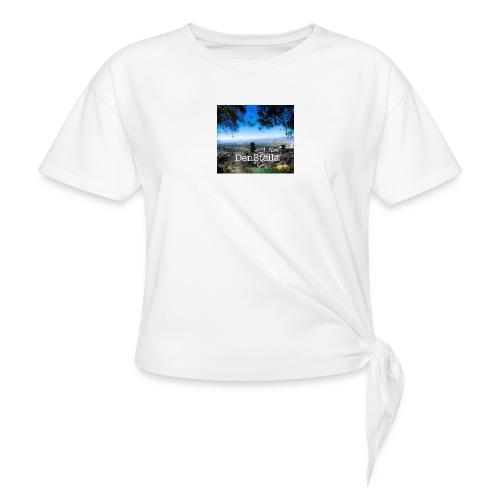 Denstella - Dame knot-shirt