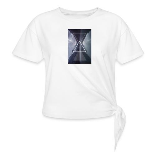 SHAPE - Koszulka z wiązaniem