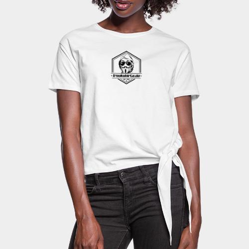 FREAKSHIRTS.de (Badge) - Frauen Knotenshirt
