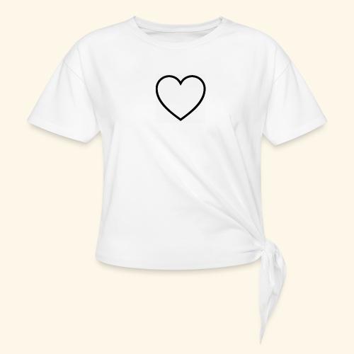 heart 512 - Knot-shirt