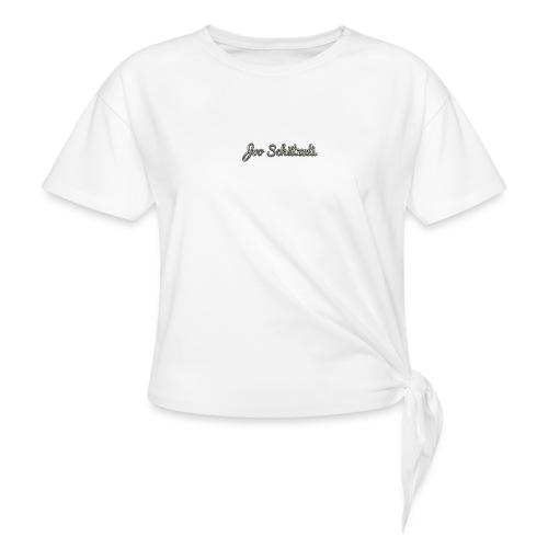 Joo Schätzzeli - Knotenshirt