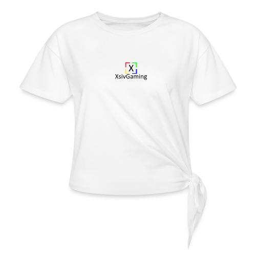 XsivGaming Logo - Knotted T-Shirt