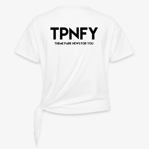 TPNFY - Knotted T-Shirt