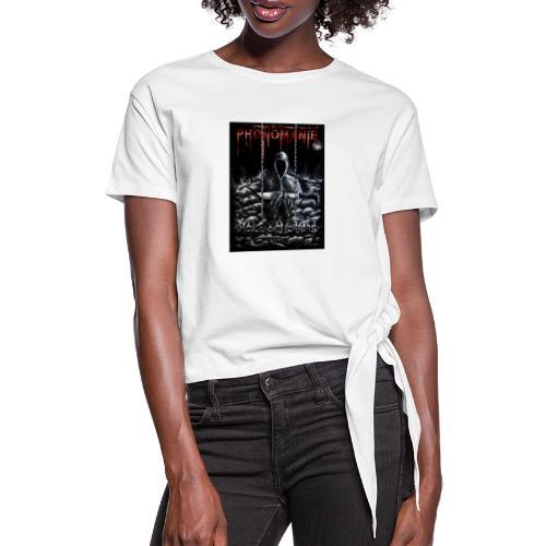 Phonomanie House of Horrors Edition - Frauen Knotenshirt