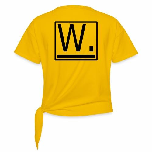 W. - Vrouwen Geknoopt shirt