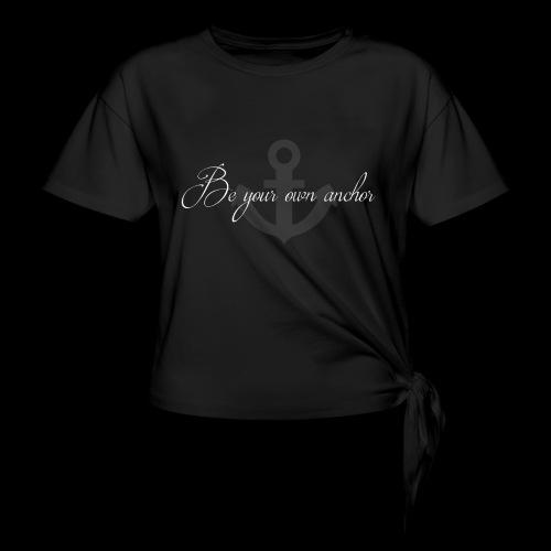 Be your own anchor, Teen Wolf - T-shirt à nœud