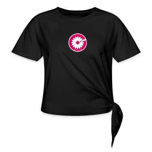 Call me Mademoiselle ! Le TeeShirt by I Love Moi - T-shirt à nœud