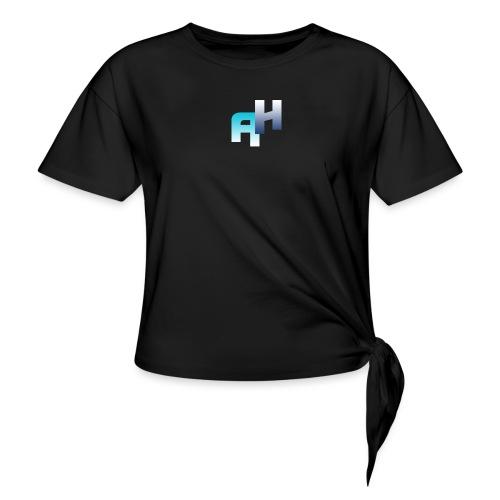 Logo-1 - Maglietta annodata