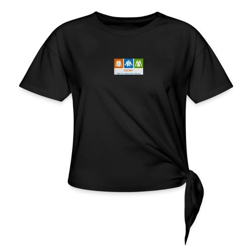 IMG 3596 - Dame knot-shirt