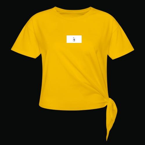 bafti hoodie - Dame knot-shirt