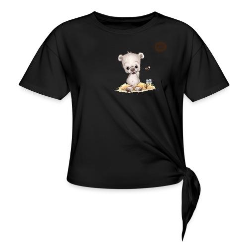 Noah der kleine Bär - Knotenshirt