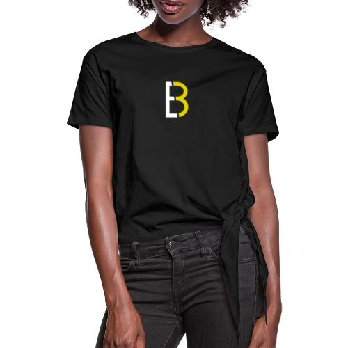 Body Empowerment icon 4 - Women's Knotted T-Shirt