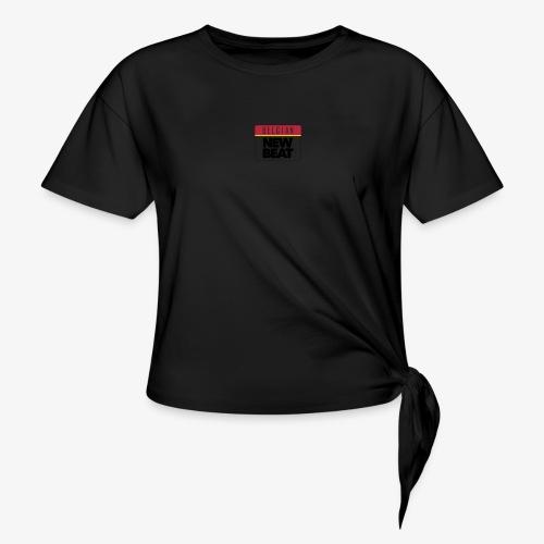 BNB LOGO - Geknoopt shirt