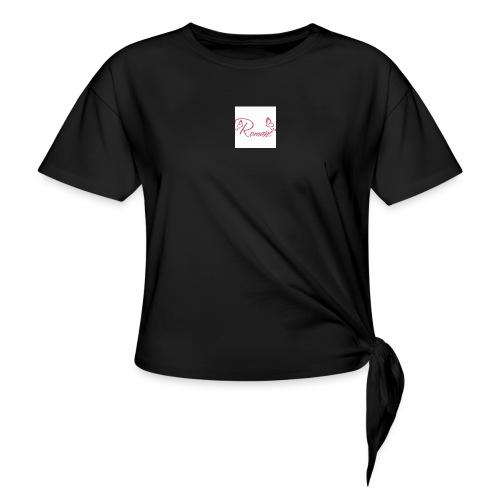 Romane - T-shirt à nœud