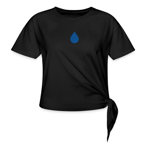 Water halo shirts - Knotted T-Shirt