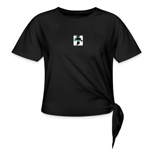 ramera - Camiseta con nudo